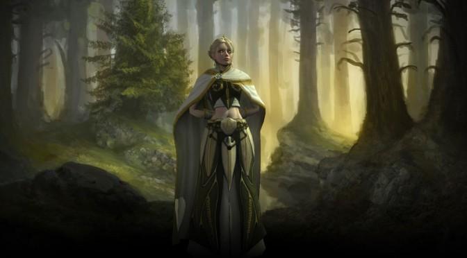 Age of Wonders 3 - Druide