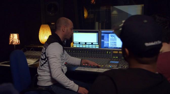 Audio Engineers brauchen gute Ohren